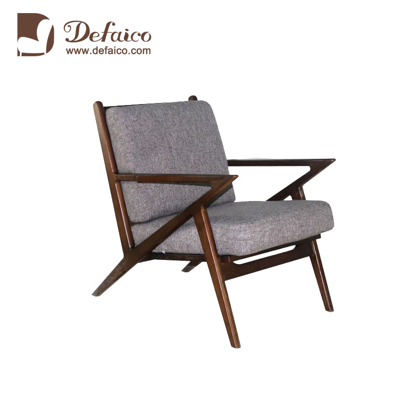 Outstanding Balcony Chair Leisure Reading Fabric Bedroom Small Sofa Use Machost Co Dining Chair Design Ideas Machostcouk